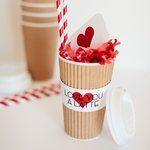 Love you a latte #valentine #freeprintable