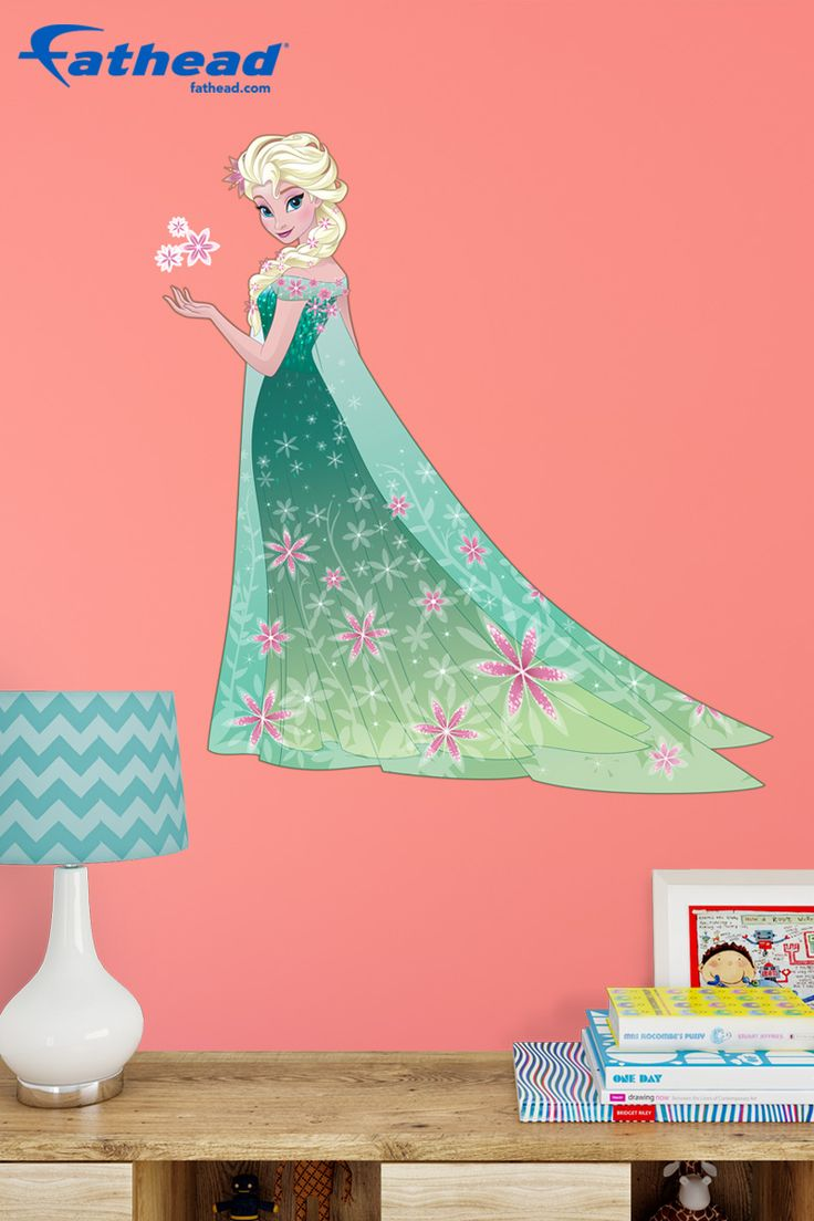 20 best frozen images on pinterest bedroom ideas disney frozen elsa frozen fever fathead jr custom decalsvinyl wall amipublicfo Choice Image