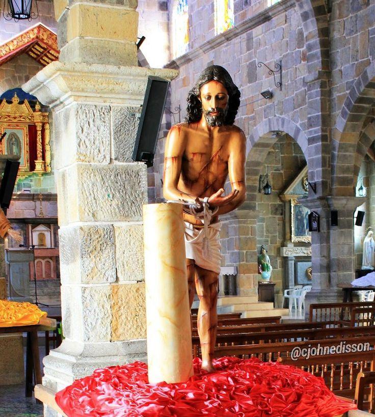 Semana Santa en Guadalupe Santander Colombia
