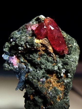 http://rubies.work/0064-ruby-rings/ 0621-multi-gemstone-ring/ 0755-blue-sapphire-earrings/ Ruby Gemstone for July's Birthstone