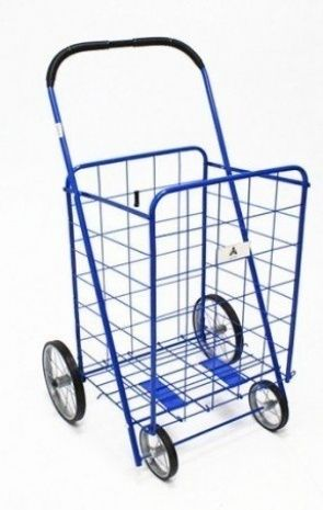 Small Shopping Cart With Wheels