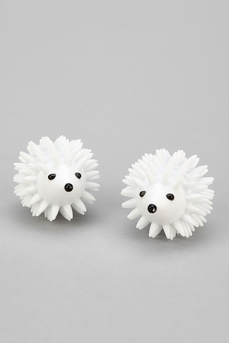 best hedgehog heaven images on pinterest  animals cute  - hedgehog dryer ball  set of