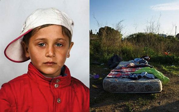 Ten pics of children around the world and their bedrooms. Interesting and kind of heartbreaking...