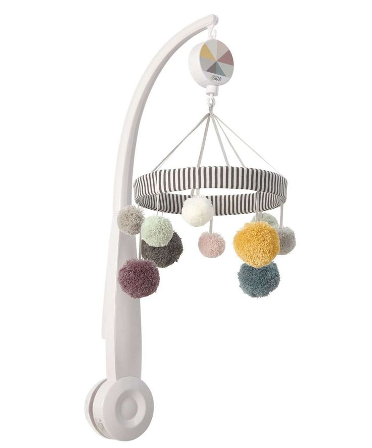 Musical Cot Mobile - Pom Pom - Nursery Accessories - Mamas & Papas  I really enjoy styles such as this one http://www.geojono.com/