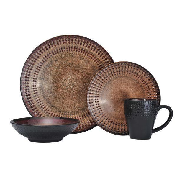 Pfaltzgraff Everyday Cambria 16-piece Dinnerware Set #LGLimitlessDesign and #Contest