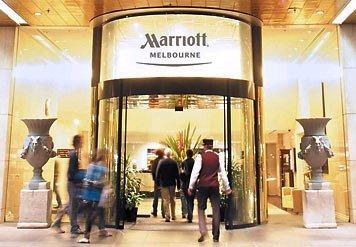 Welcome to the #Mariott #Hotel in #Melbourne, just a stone's throw away from the CBD