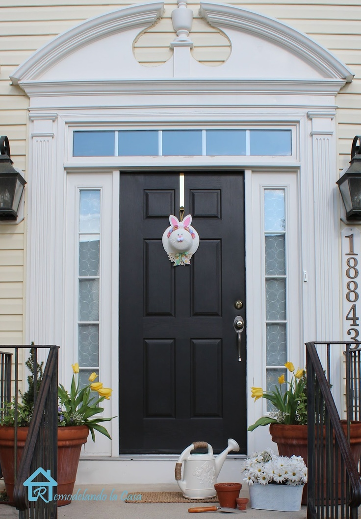 17 Best images about ENTRANCE DOORS on Pinterest  Traditional, Portal and En...