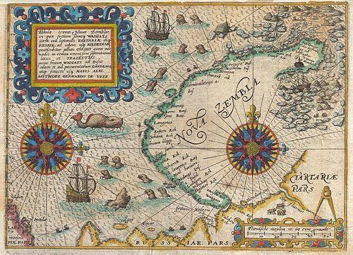 Willem Barentsz - Wikipedia - Nova Zembla