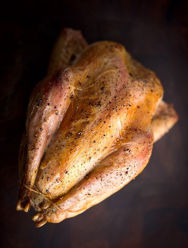 How to roast a pheasant so it stay juicy and nice, not all dried out. Recipe from Hunter Angler Gardener Cook.