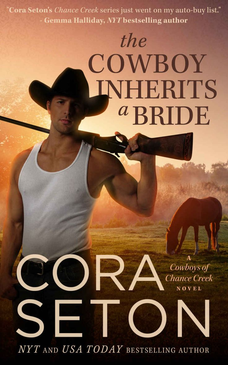 The Cowboy Inherits A Bride (cowboys Of Chance Creek Book 0)  Kindle  Edition