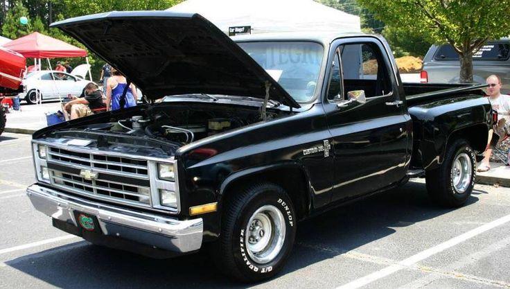 Classic Chevrolet Vintage Truck