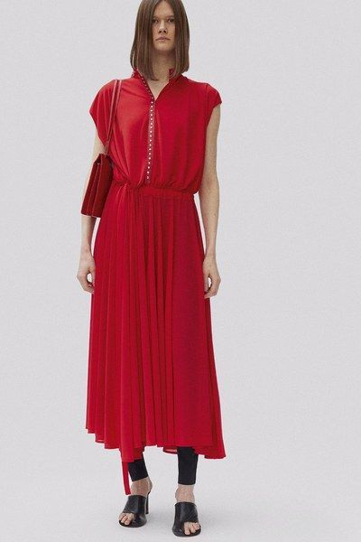 See the complete Céline Pre-Fall 2017 collection. skirts womens, skirts womens clothing for sale	, women's skirts and dresses, women's skirts australia, women's skirts below knee. #ad