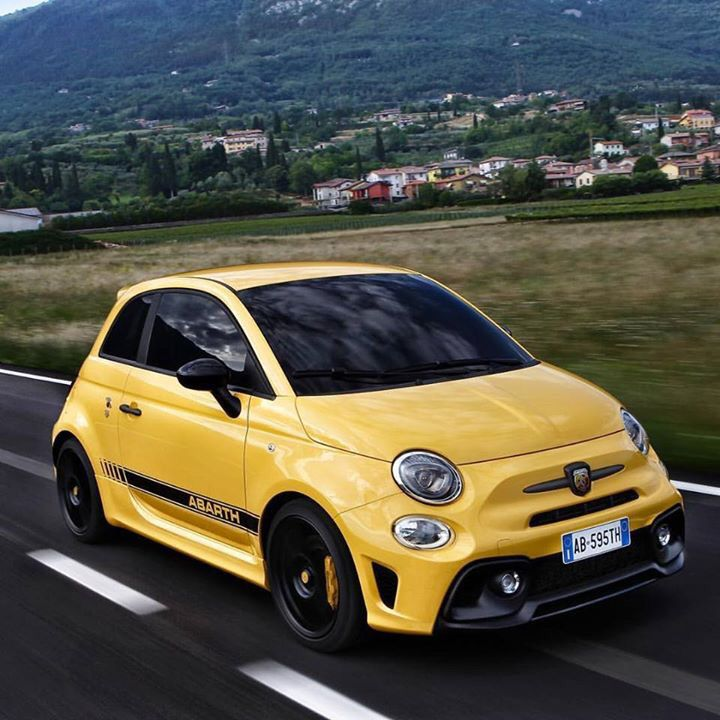 11 Best Fiat 500 Abarth Competizione Images On Pinterest