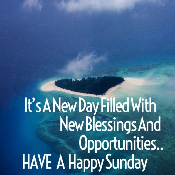 Good Morning Inspirational Quotes For Sunday