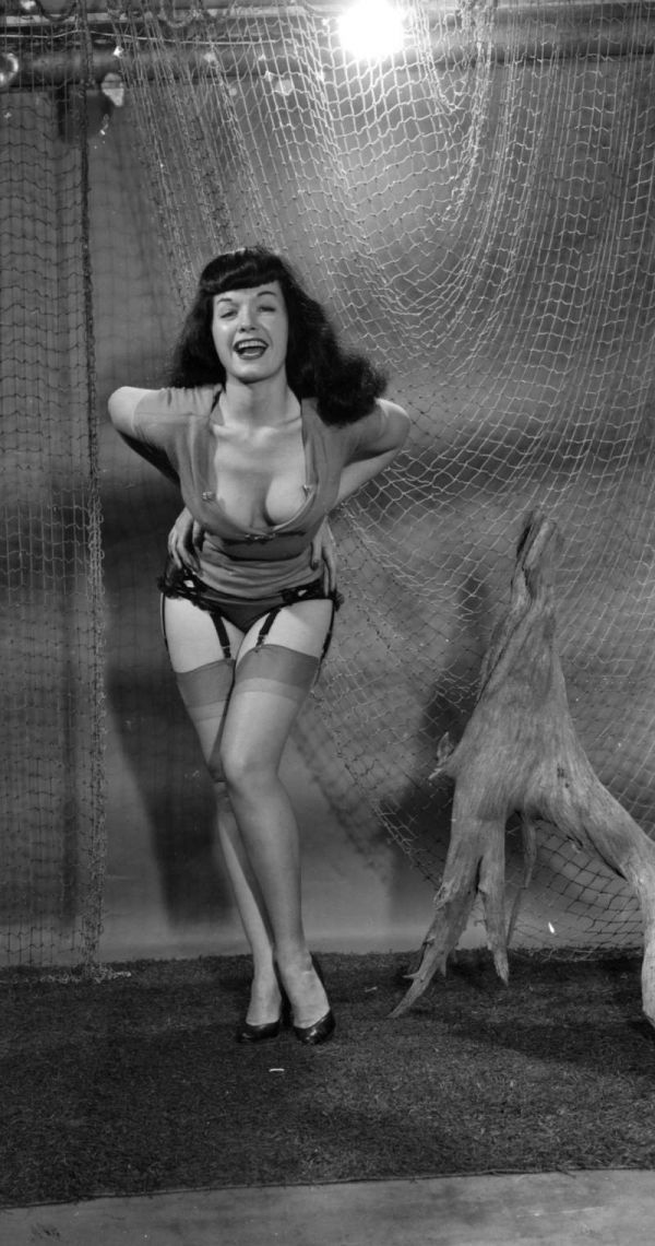 Betty Page Photos: 99 Best Images About Betty Page On Pinterest