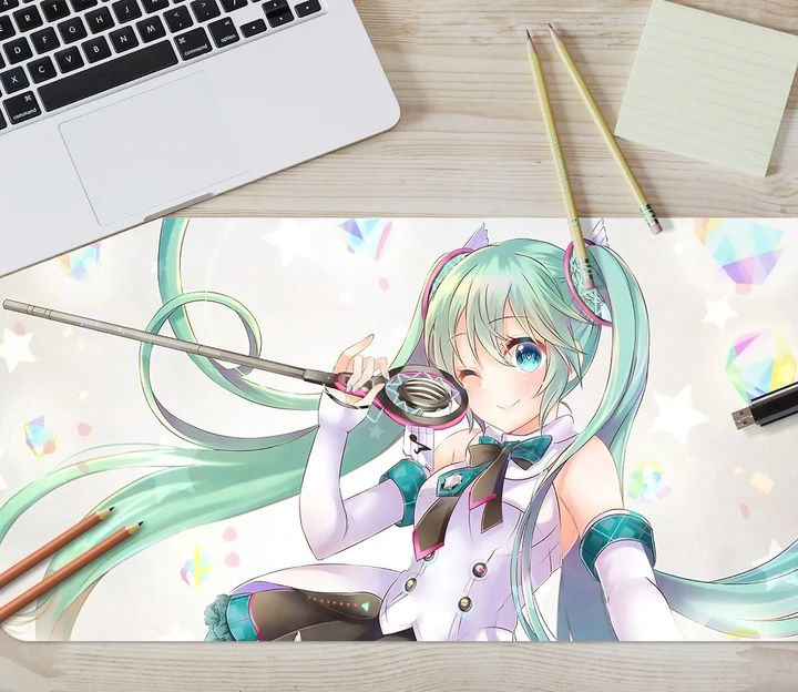 35++ Anime mouse pads 3d inspirations