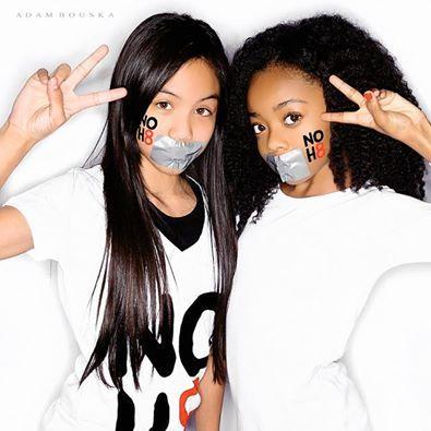 Skai Jackson  Zuri from Disney Channel s Jessie  and her friend    Skai Jackson Best Friend