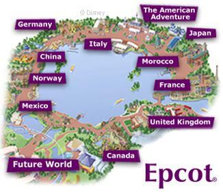 Epcot World  Showcase:  to go along with ECC, as a surprise, buy something from each country (excluding Italy and Morocco) to give to them when we study that country