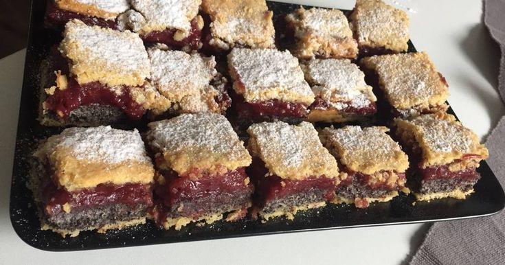 Mennyei Meggyes-mákos pite recept! Egyik barátnőmtől kaptam ezt a szuper receptet!