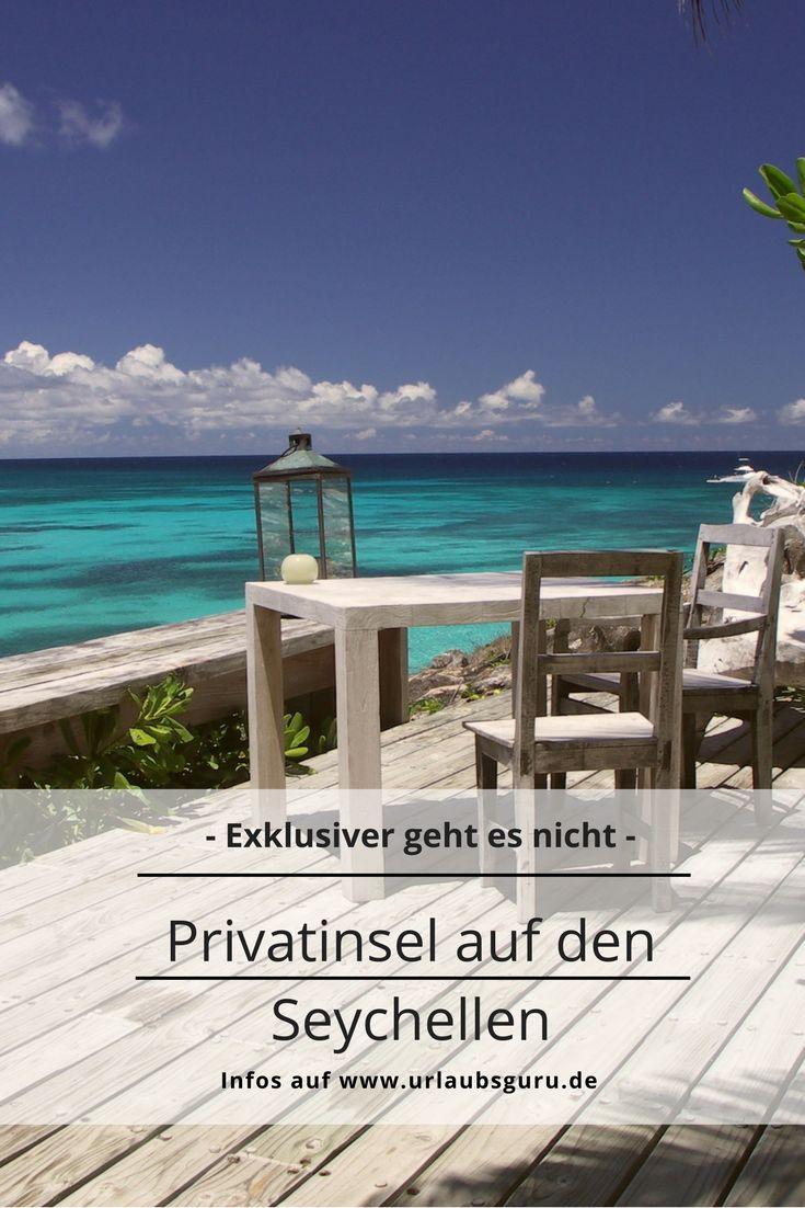 """Die Privatinsel North Island auf den Seychellen ist ein Paradies für Honeymooner. In diesem Luxusresort bekommt das Wort """"Exklusivität"""" eine völlig neue Bedeutung."""