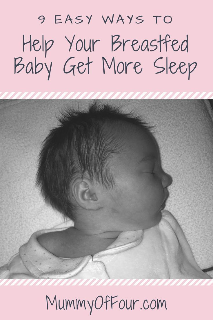 9 Easy Ways to Get Baby to Sleep Now
