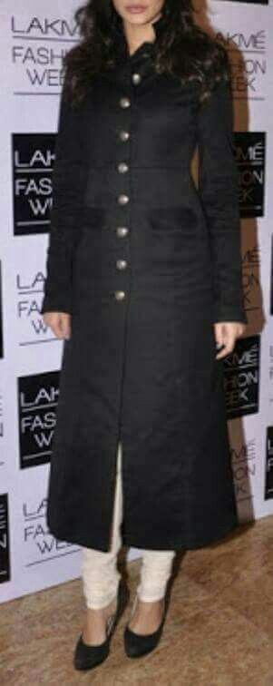 Black cream Sherwani style suit