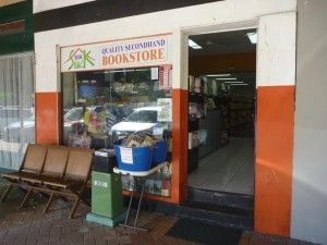 Book Shack in Sandgate