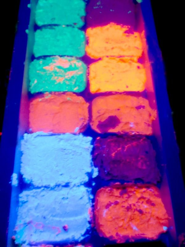 make your own glow in the dark sidewalk chalk using only two ingredients such a