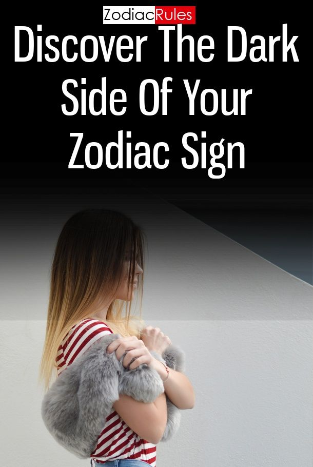 Discover The Dark Side Of Your Zodiac Sign #astrology #virgo #love