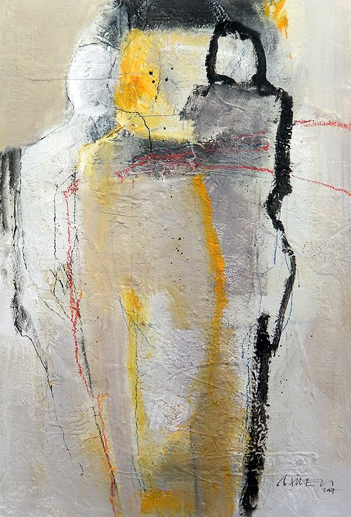 Figuren (Leinwand) | süessART – Kunst aus Leidens…