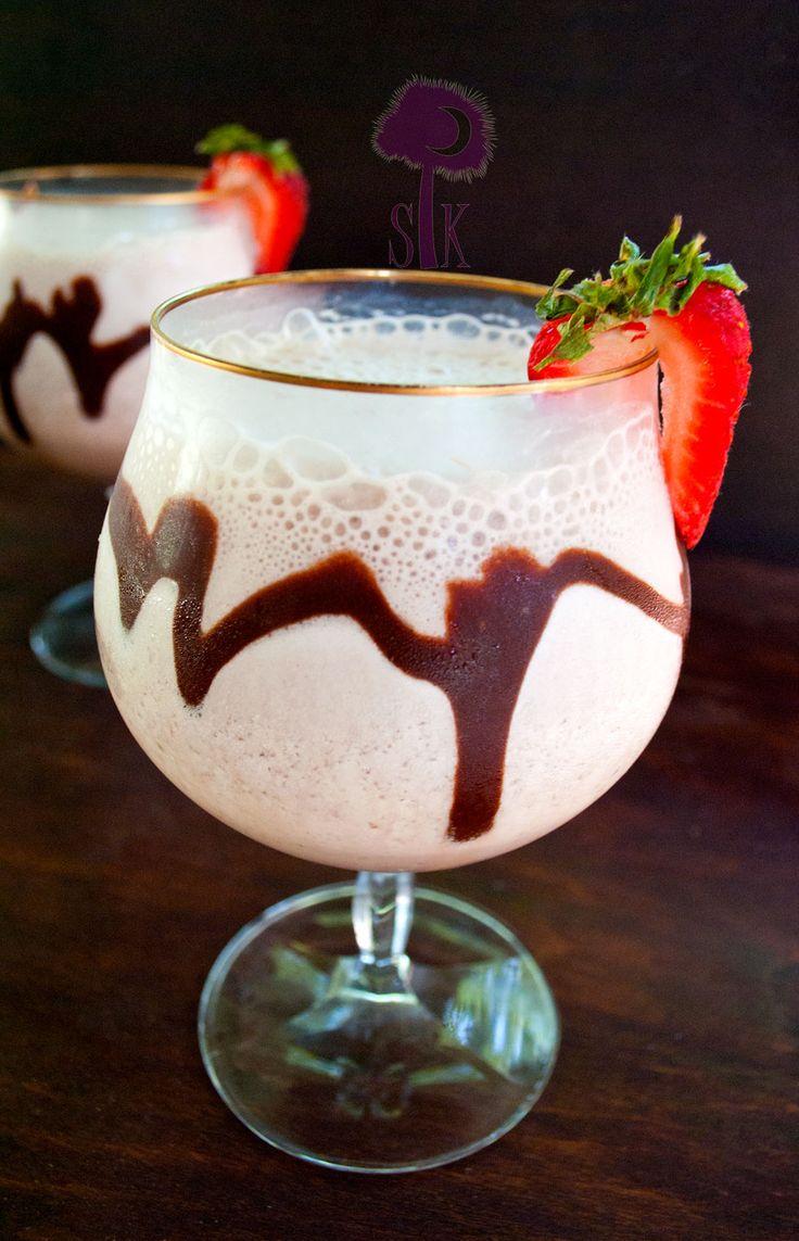 Mocha Mudslide with Vodka, Bailey's & Crème de Cacao
