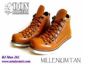 Sepatu DonDhicero Millenium Tan  Hotline / SMS Center : 081315979176 BBM : 224A1F27 Silahkan check di bawah ini