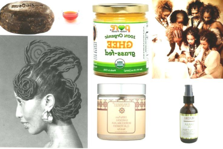 8 African Traditional Secrets For Long Healthy Hair