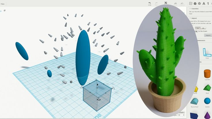 Converting 3D design to 3D printable file - essential for beginners. @Tinkercad was a revelation to us.
