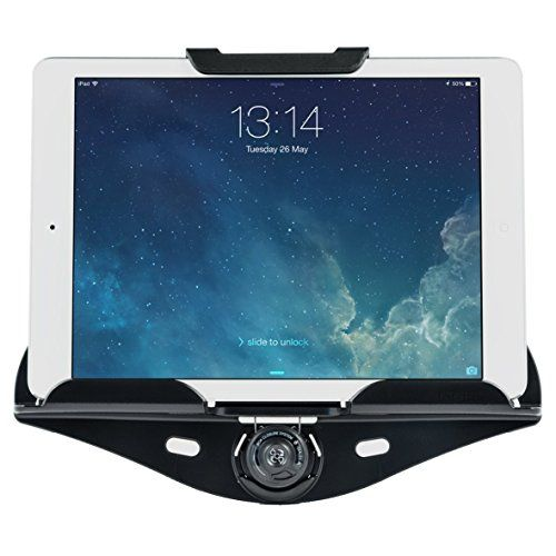 Targus AWE77EU in Car Mount for iPad and Tablets, Compatible with 7-10 Inches Tablet - Black The new in car tablet holder from Targus is designed to turn your tablet into a mobile entertainment (Barcode EAN = 5054533696136). http://www.comparestoreprices.co.uk/december-2016-3/targus-awe77eu-in-car-mount-for-ipad-and-tablets-compatible-with-7-10-inches-tablet--black.asp