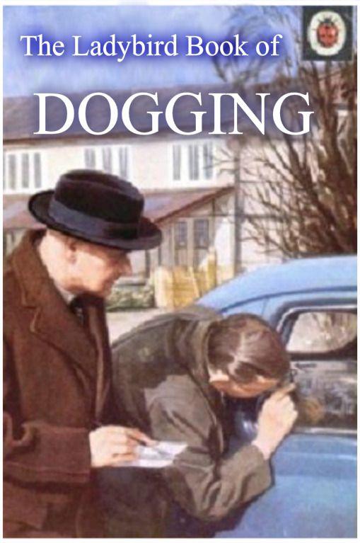 HRH 2015 Ladybird Book of Dogging
