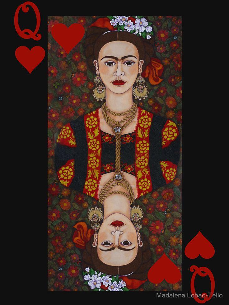 queen of hearts frida