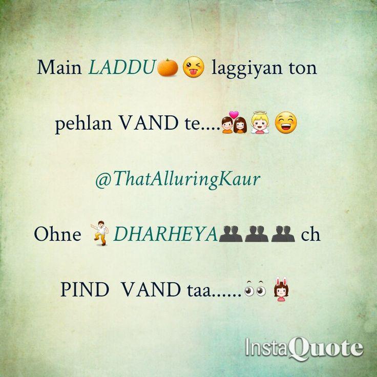 25 best punjabi love quotes on pinterest hindi love