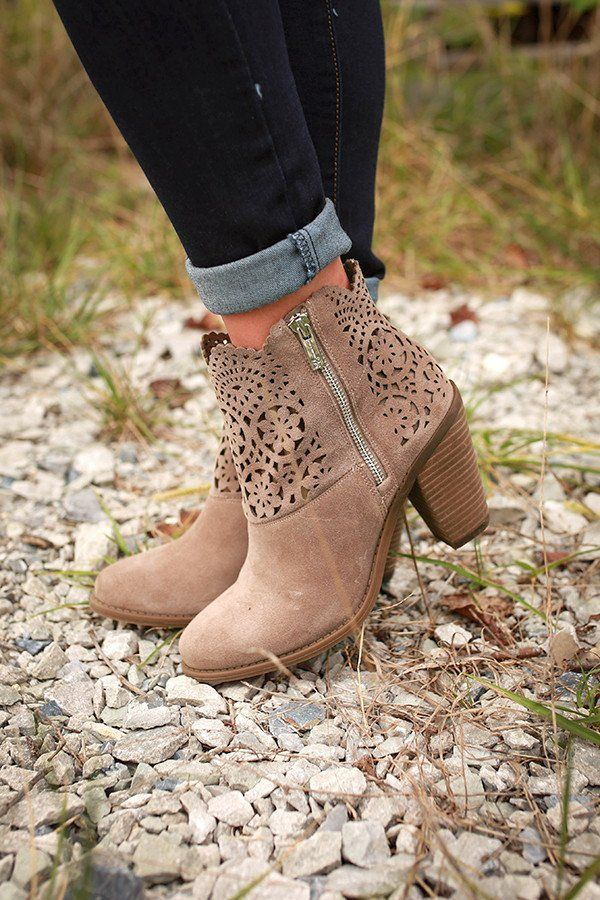 Cachelle Ankle Bootie