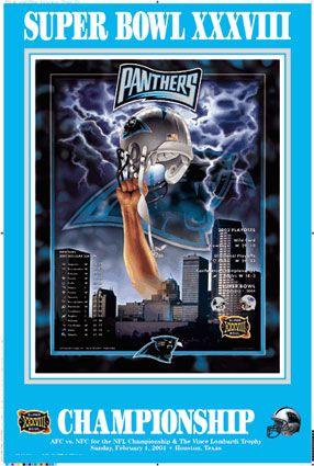 Carolina Panthers Super Bowl 2014 | Carolina Panthers 2003 NFL South Division Champions CompositePhotofile