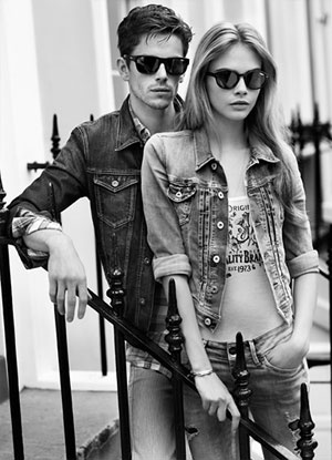 Pepe Jeans Spring/Summer 2013 Campaign - 44FashionStreet.com