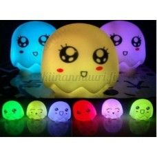 Söpö mini munaukko LED-valo