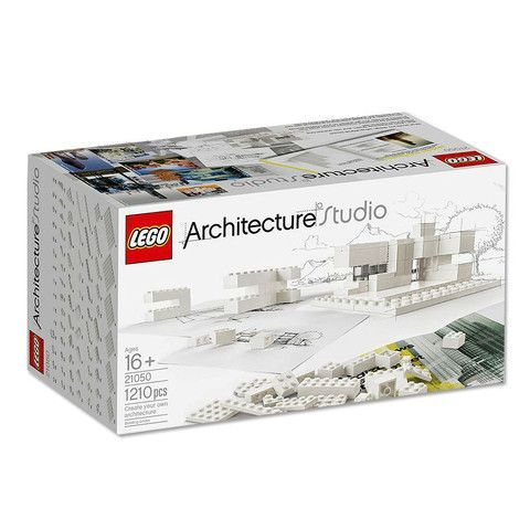 Our LEGO Architecture Studio set! For adults and kids alike: Bring home the ArcelorMittal Studio experience and build in your own living room!*  *not included: Our awesome teachers.  http://shop.architecture.org/products/lego-architecture-studio-set: