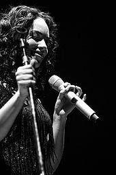 My girl..Alicia Keys!