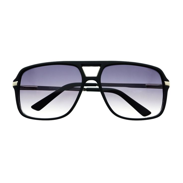 street fashion inspired aviator sunglasses with rubberized. Black Bedroom Furniture Sets. Home Design Ideas