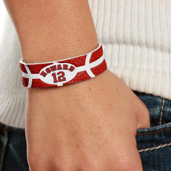 Dwight Howard Houston Rockets Player Brackelet - Red - $2.99