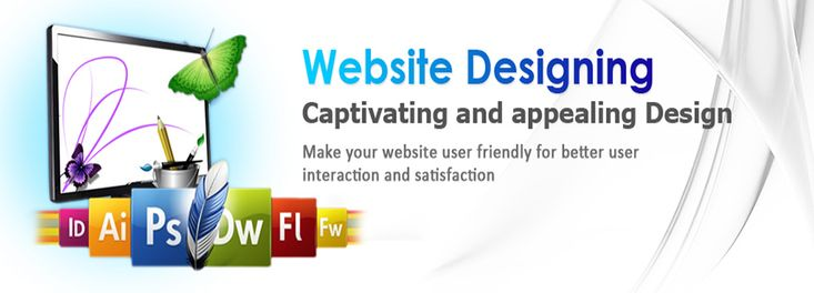 Design your website in a beautiful manner to create awareness about your services