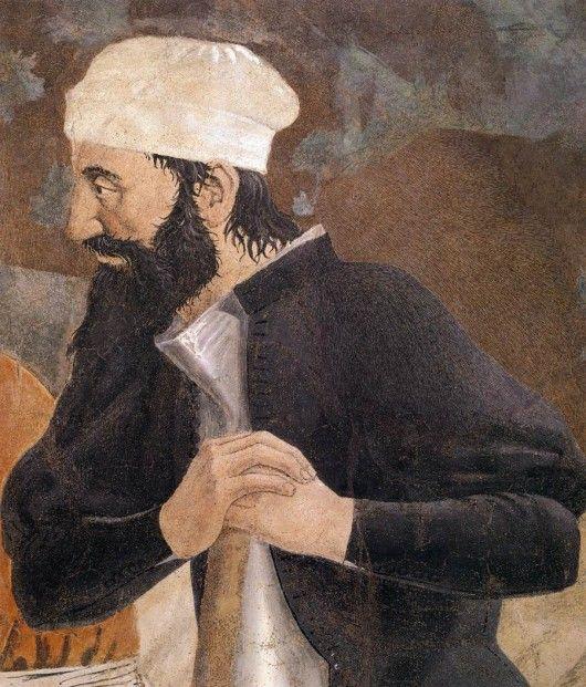 Piero della Francesca, peintre et géomètre