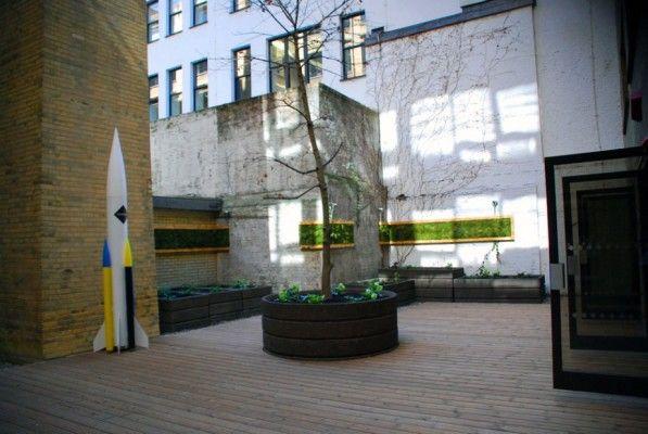 Google garden Wayward Plants