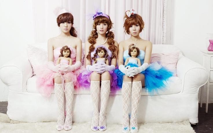 Orange Caramel Kpop Korean Girls Pictures